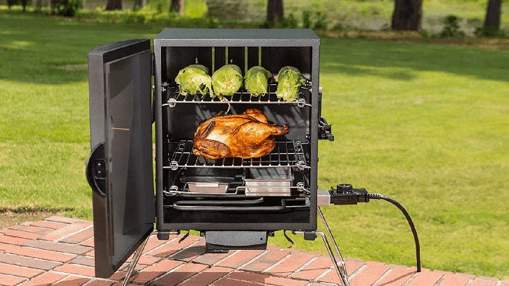 how to cook with an electric smoker